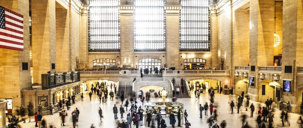 grand central station showing the mobility of accreditation organizations